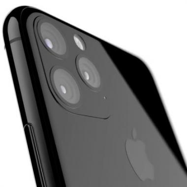 Así podría ser el iPhone 11